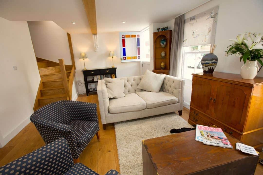 Mariners House Wohnzimmer