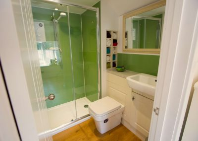 Mariners House - Ensuite Bathroom- Second Floor