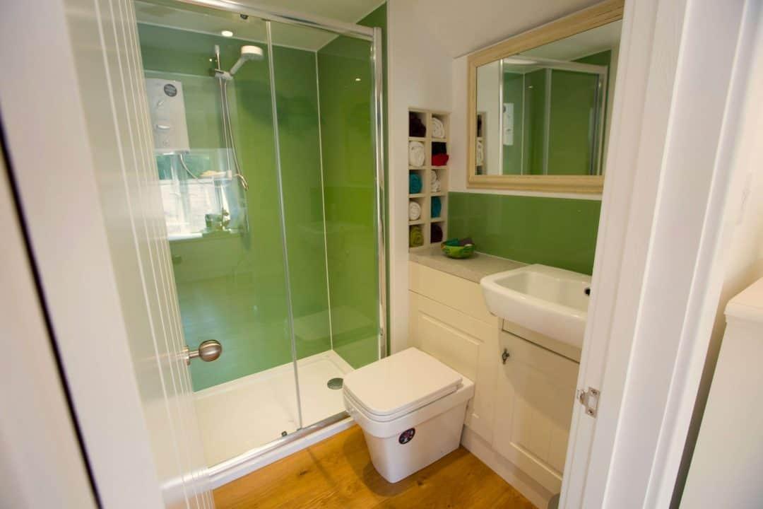 Mariners House - Badezimmer - Mariners House - Hauptschlafzimmer - Zweiter Stock