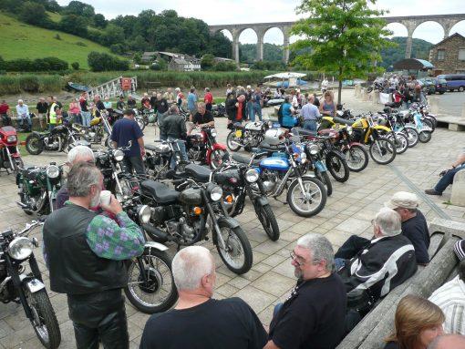 Calstock Bike Show