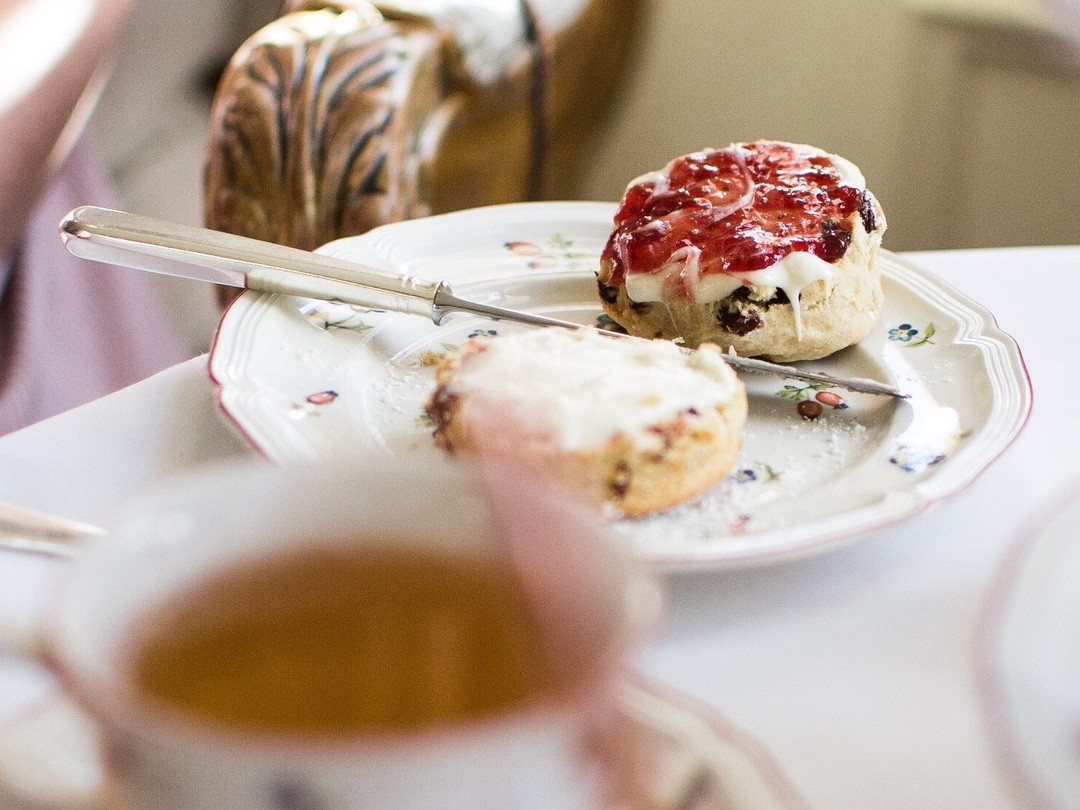 Cream Tea Devon