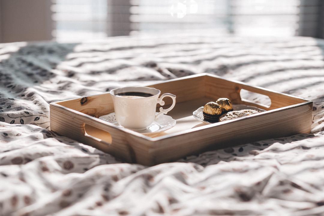 Breakfast In Bed Calstock