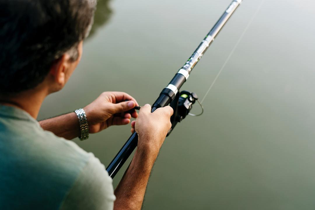 Fishing In Calstock