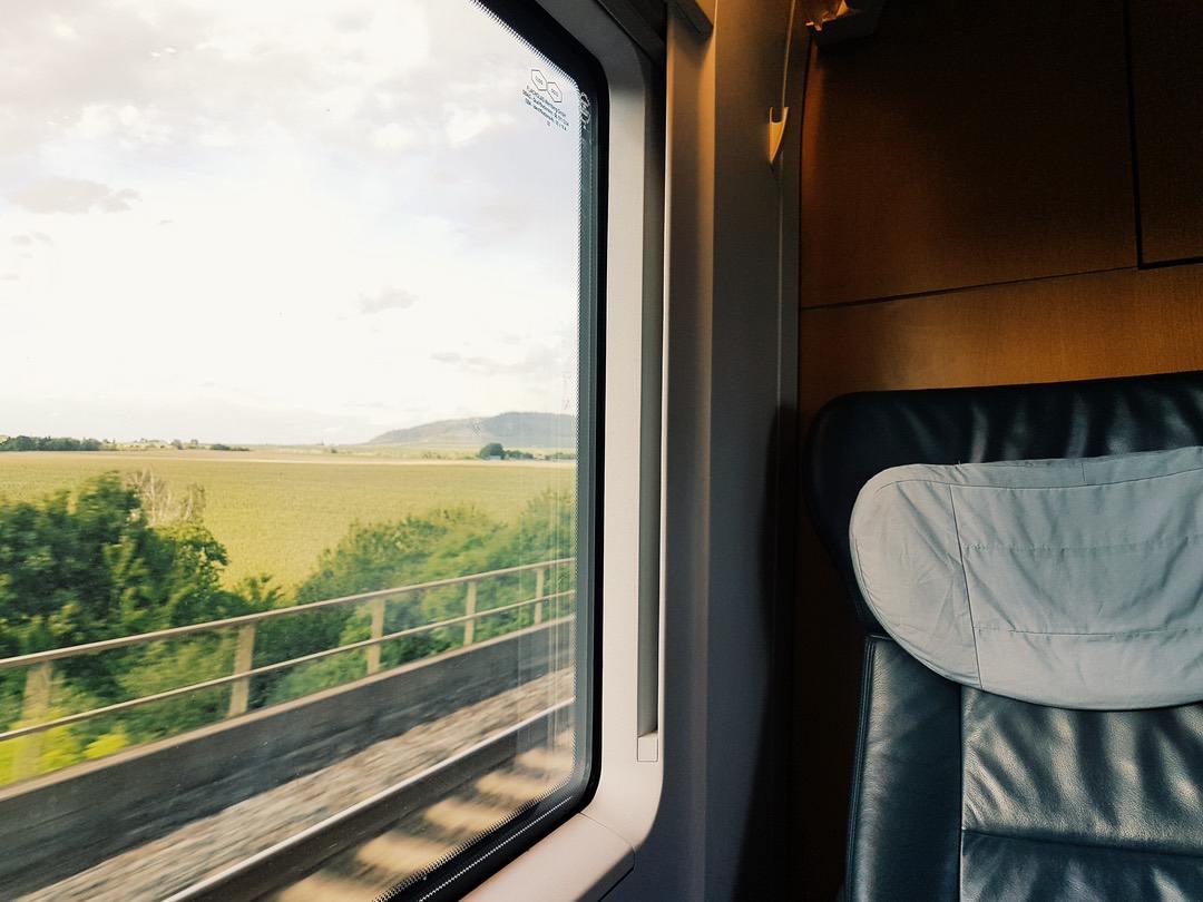 Tamar Valley Train Journey