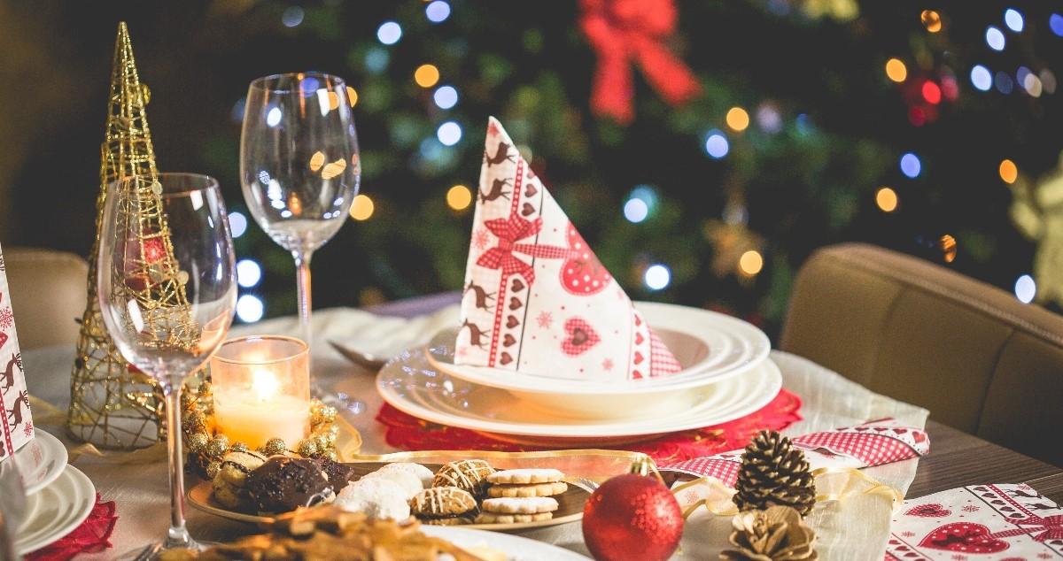 Christmas Dinner Calstock
